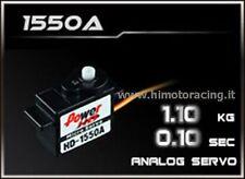 HD-1550A MINI SERVO AD ALTA VELOCITA' 1.10 kg 0.10 sec  HIGH SPEED POWER SERVO