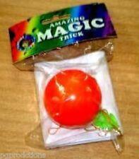 New IMPROVED OBEDIENT BALL Joke Magic Trick Kid Pocket String Plastic Toy Gag