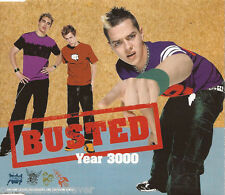 BUSTED - Year 3000 (UK 5 Track Enh CD Single Part 1)