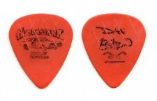 Hoobastank Dan Estrin Signature Orange Guitar Pick - 2004 Tour
