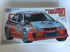 Tamiya 1:24 Mitsubishi Lancer Evolution V WRC