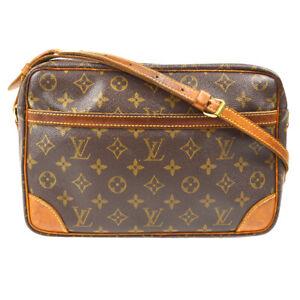 LOUIS VUITTON TROCADERO 30 CROSS BODY SHOULDER BAG M51272 92062