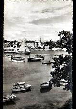 BENODET / SAINTE-MARINE (29) VOILIERS aux VILLAS & HOTEL en 1955