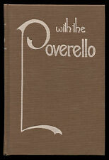 With the POVERELLO: History of the Sisters of Saint Francis. Hardcover 1ST, 1948