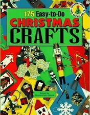 175 Easy-to-Do Christmas Crafts-ExLibrary
