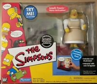LUNCH LADY DORIS Figure Simpsons Springfield Elementary Cafeteria Playmates
