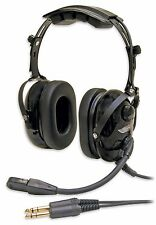 General Aviation Pilot Headset - ASA AirClassics - Lifetime Warranty - Free Ship