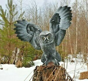 3D ARCHERY TARGET OWL HUNTING COMPETITION SHOOTING TRAINING