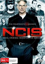 NCIS: Season 14  - DVD - NEW Region 4