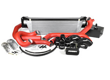Perrin Performance Front Mount Intercooler 2015-2017 Subaru WRX (Silver/Red)