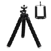 Mini Handheld Tripod Stand Octopus Grip Holder Mount Mobile Phone Camera Go Pro