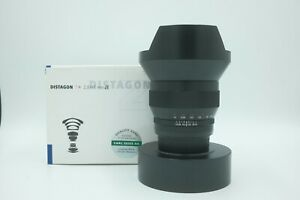 ZEISS Distagon T 15mm f/2.8 MF ZE Lens For Canon