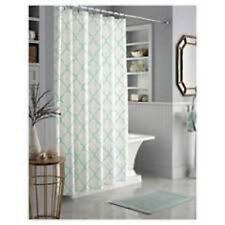 "Threshold Mint Trellis Shower Curtain 72"" x 72"" - Brand New Sealed - Fast Ship!"