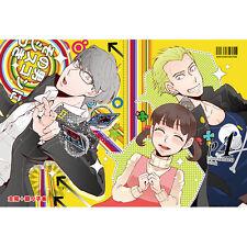 Persona 4 BL doujinshi - Yu (Hero)/ Kanji - P4 yaoi Souji