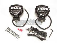PIAA LP550 High Intensity LED White Driving Beam Lamp Kit Fog Lights 6000K 5572