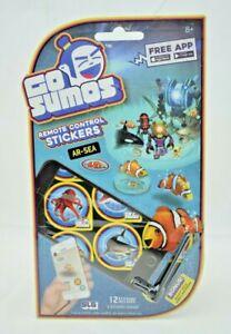 Super Lame Games - Go Sumos - Remote Control AR Stickers - AR-SEA (New)