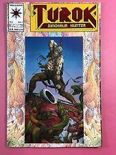 TUROK DINOSAUR HUNTER - Acclaim Valiant Comics - No.1 FN+
