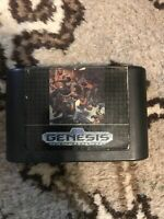 Streets of Rage 2 (Sega Genesis, 1992) ✅Cleaned ✅Tested