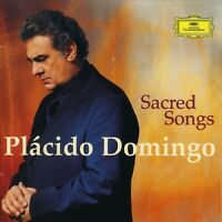 Plácido Domingo - Sacred Songs [New CD]