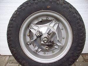 Felge Rad Vorderrad / Front Wheel Honda CY 50