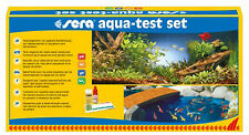 SERA AQUA test set Analyse PH,KH,GH,NO2 Aquarium und Teich