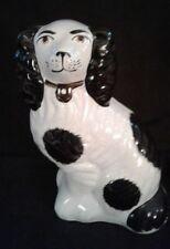 English Stafforshire Spaniel Dog Figure Made in England