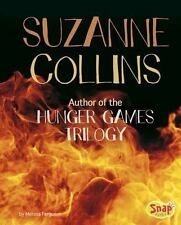 Suzanne Collins : Author of the Hunger Games Trilogy: By Ferguson, Melissa