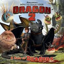 How to Train Your Dragon 2 Storybook, Dreamworks Animation LLC, New condition, B
