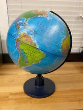 Scout 12inch Desk Classroom Decorative Geographic Current World Globe With Stand