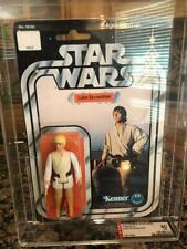 1978 Star Wars Luke Skywalker 12 Back A AFA 80 Nm