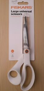 Fiskars Scissors: General Purpose: Functional Form™: White: 24cm/9.5in