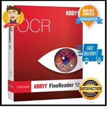 Abbyy FineReader 12 Key Code PDF converter/SCAN TO DOC./professional edition