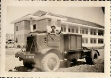 photo LOT DE 5 VEHICULES MILITAIRES ALGERIE INDO WW2