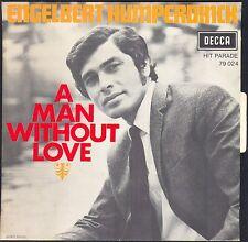 ENGELBERT HUMPERDINCK A MAN WITHOUT LOVE 45T SP BIEM 1968 DECCA 79.024 NEUF MINT