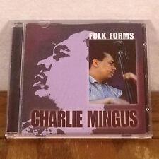 Charles Charlie Mingus Folk Forms CD MCPS jazz