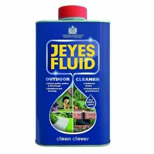 300ml Jeyes Fluid Multi Purpose Disinfectant Cleaner Garden Commercial Use