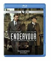Endeavour: The Complete Fifth Season (Season 5) (3 Disc) BLU-RAY NEW