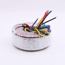 200W Toroid Transformer For Amplifier / Headphone Amp / DAC  Out: 24V*2+12V*2+6V