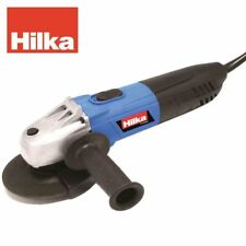 "Hilka 600W 115mm 4.5"" Angle Grinder Metal Stone Cutting Grinding Machine 240v"