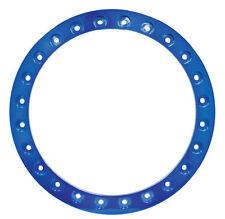 "EMPI  Race Trim Bead Lock Wheel Ring 15"" POWDER COATED CANDY BLUE,EA, 9775"