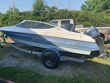 1992 Bayliner Capri Force Outboard Trailer Oxford, PA | No Fees & No Reserve