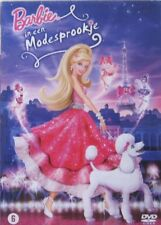BARBIE IN EEN MODESPROOKJE - DVD
