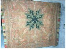 Antique Paisley Jacquard Loom Shawl