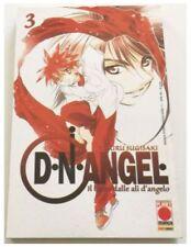D.N.ANGEL IL LADRO DALLE ALI D ANGELO 3 YUKIRO SUGISAKI OTTIMO PLANET MANGA