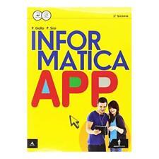 9788829840229 Informatica app. Vol. unico. Con e-book. Con espan...ole superiori