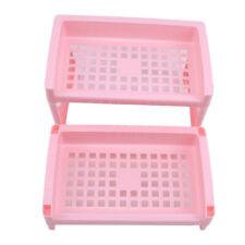New Portable Storage Shelf Desktop Table Rack Sundries Organizer Rack DM