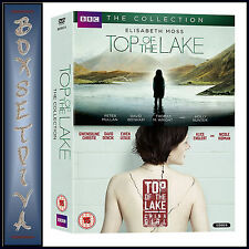 TOP OF THE LAKE - THE COLLECTION - SEASONS 1 & 2 *BRAND NEW DVD***