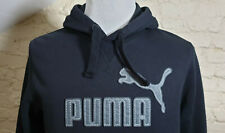 PUMA Men's Black Hoodie Size: Medium VERY GOOD Condition