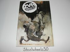ZVR Zombies Versus Robots Annual #1 IDW 2012 vs Ashley Wood Cover Sam Keith RARE