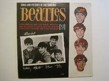 FACTORY SEALED - BEATLES SONGS AND PICTURES - VJ RI LP